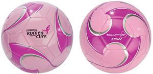 Susan G. Komen Cure Soccer Balls (3,4,5)
