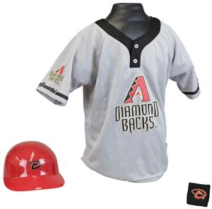 MLB BACKS Kids Team Baseball Set Uniform