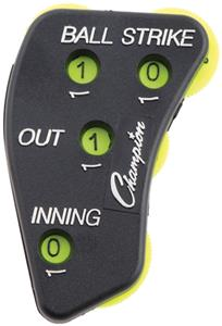 Champion 4 Wheel Baseball Umpire Indicator (DZ)