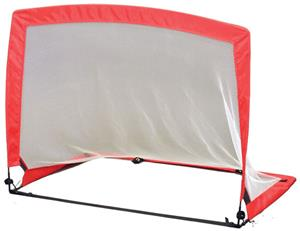 Champion Rectangular Pop Up Soccer Goals (Pair)