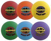 Champion Sports Rhino Max Utility Ball Set of 6