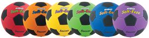 Champion Rhino Soft Eeze Soccer Ball Set of 6
