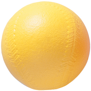 "Champion Rhino Skin Molded 9"" Baseball Foam Ball"