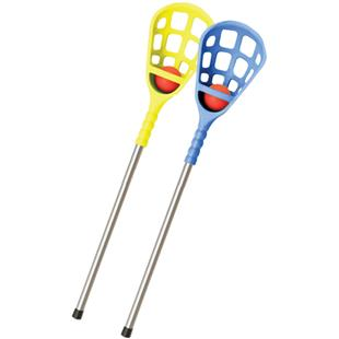 Champion Sports Rhino Skin Lacrosse 12 Player Set