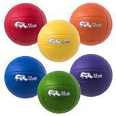 "Champion Rhino Skin 8"" Volleyball Ball Set of 6"