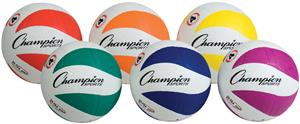 Champion Sports Cyclone Soccer Ball Set of 6
