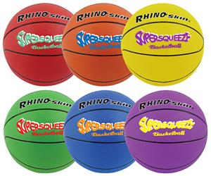 Champion Sports Super Squeeze Basketball Set of 6