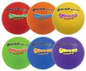 Champion Sports Super Squeeze Volleyball Set of 6