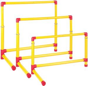 "Champion Adj.21""-36""Hx36""W Ultra Hurdles Set of 3"
