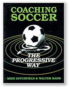 CLOSEOUT-PROGRESSIVE WAY SOCCER COACHING (BOOK)