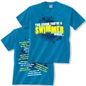 Swim You Know T-shirt