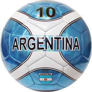 Vizari Country Series Argentina Soccer Balls