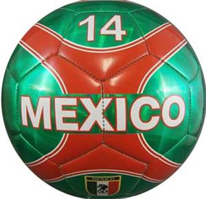 Vizari Mexico Mini Trainer Soccer Balls