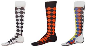 Red Lion Gem High Tech Compression Socks