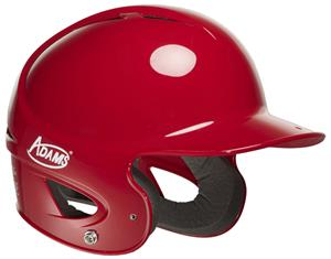 Adams High Gloss Baseball Softball Batting Helmet