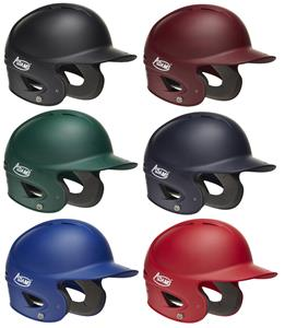 Adams Matte Baseball Softball Batting Helmet
