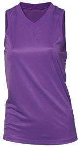 Adams Sleeveless V Neck Racerback Jersey-Closeout