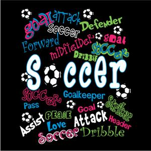 Imagesport - Soccer Graffiti T-shirts