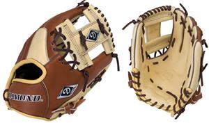 "Diamond I-Trap 11.5"" Infield/Pitchers Gloves"
