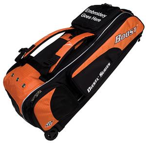 Diamond DZL-iX3 Boost Baseball/Softball Bat Bag CO