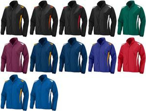 Augusta Sportswear Ladies Premier Jacket