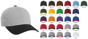 Pacific Headwear 801F Pro Wool Baseball Caps