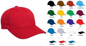 Pacific Headwear 430C Pro Twill Baseball Caps