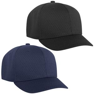 Pacific Headwear 860U M2 Mesh Baseball Umpire Caps