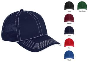 Pacific Headwear 455M Trucker Mesh Baseball Caps