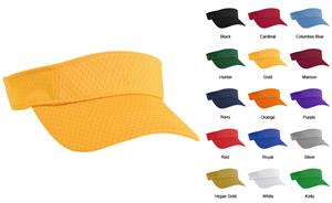 Pacific Headwear 509V Mesh Softball Visors