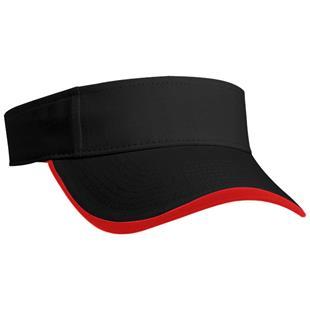 Pacific Headwear 520V Polo Twill Softball Visors