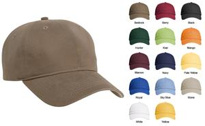 Pacific Headwear 220C Brushed Cotton Twill Caps