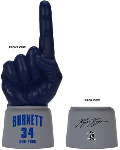 UltimateHand Foam Finger Burnett MLBPA Combo