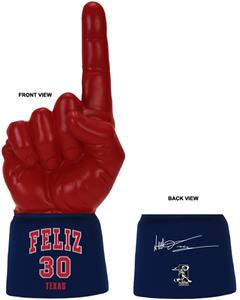 UltimateHand Foam Finger Feliz MLBPA Combo