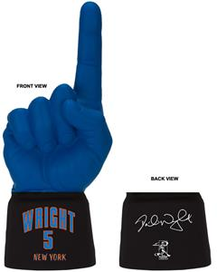 UltimateHand Foam Finger Wright MLBPA Combo