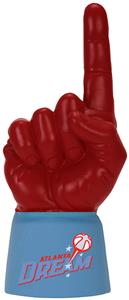 UltimateHand Foam Finger WNBA Atlanta Dream Combo