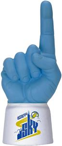 UltimateHand Foam Finger WNBA Chicago Sky Combo