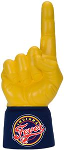 UltimateHand Foam Finger WNBA Indiana Fever Combo