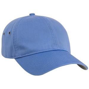 Pacific Headwear 350C Enzyme Washed Cotton Caps