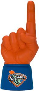 UltimateHand Foam Finger WNBA NY Liberty Combo