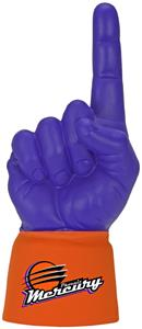 UltimateHand Foam Finger WNBA Mercury Combo