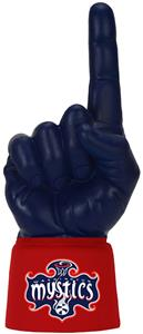UltimateHand Foam Finger WNBA Mystics Combo