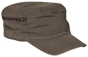 Pacific Headwear V11 Adjustable Military Caps