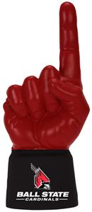 Foam Finger Ball State University Combo