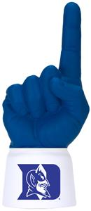 Foam Finger Duke University Combo