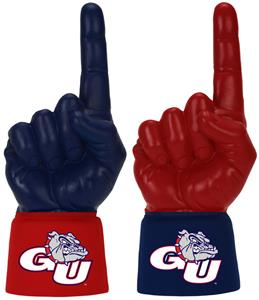 Foam Finger Gonzaga University Combo