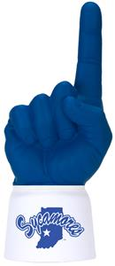 Foam Finger Indiana State University Combo