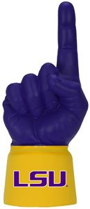 Foam Finger Louisiana State University Combo