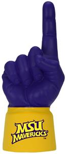 Foam Finger Minnesota State University Combo