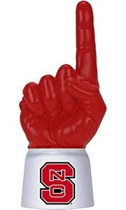 Foam Finger North Carolina State University Combo